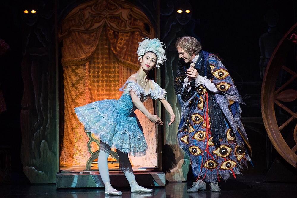 The Australian Ballet's Coppelia, Kondo and Kylian - Photo Kate Longley