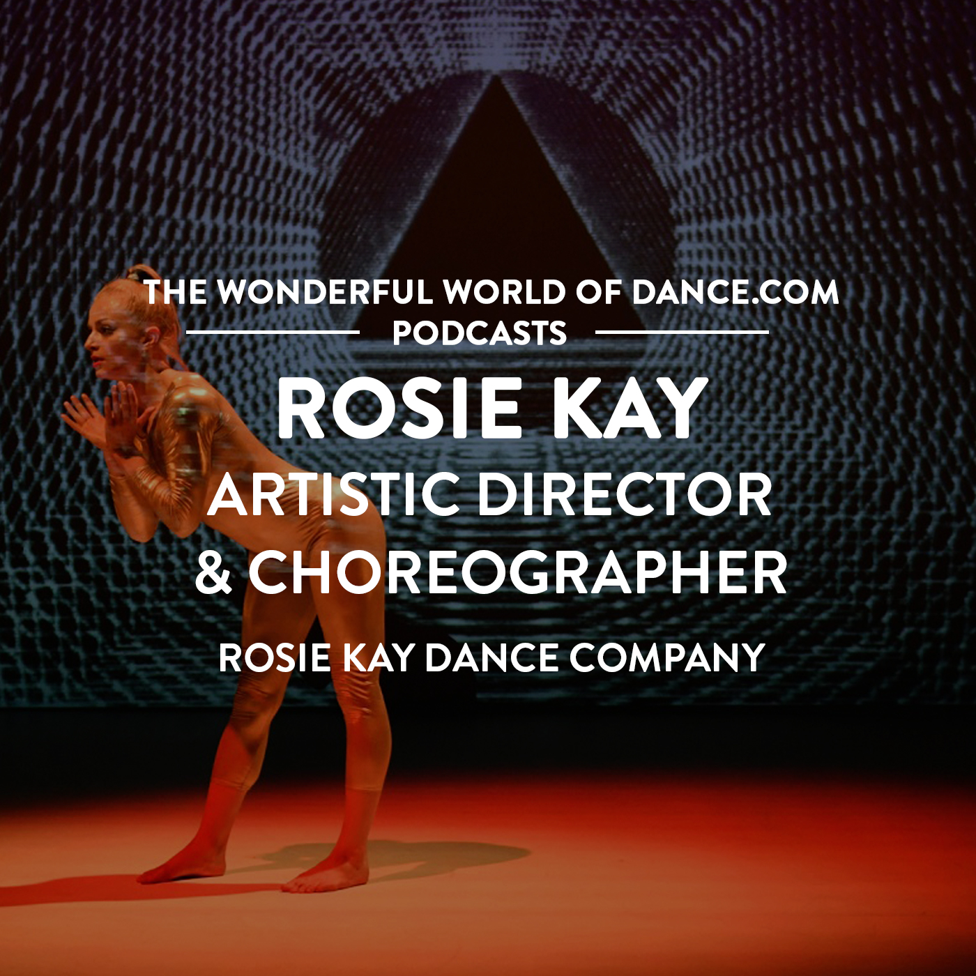 Rosie Kay Dance Company - Shelley Eva Haden in MK ULTRA - photography by Brian Slater