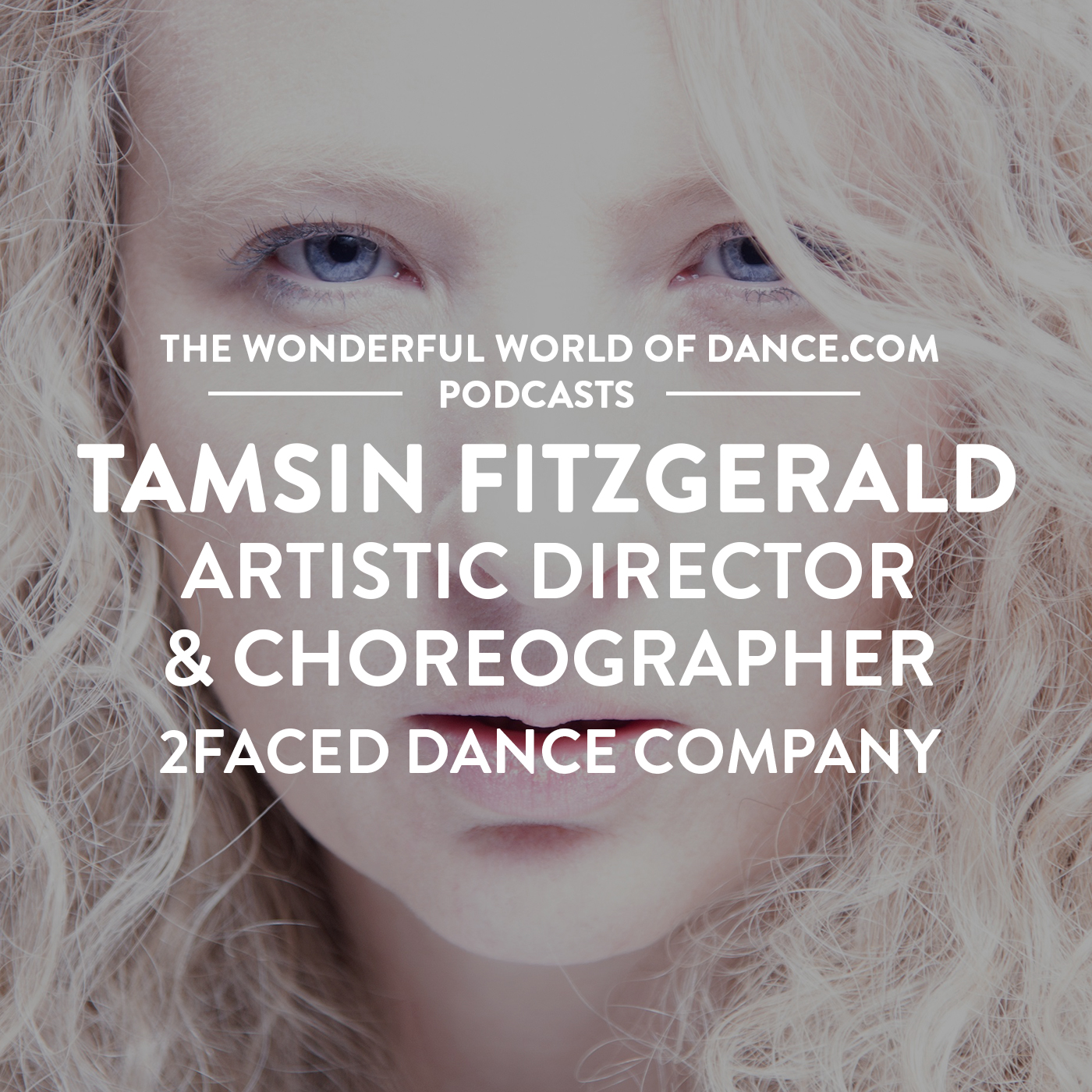 Tamsin Fitzgerald, Artistic Director, 2Faced Dance