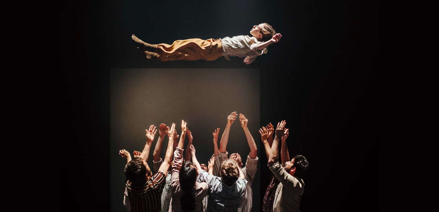 Hofesh Shechter. Photo: Rahi Rezvani
