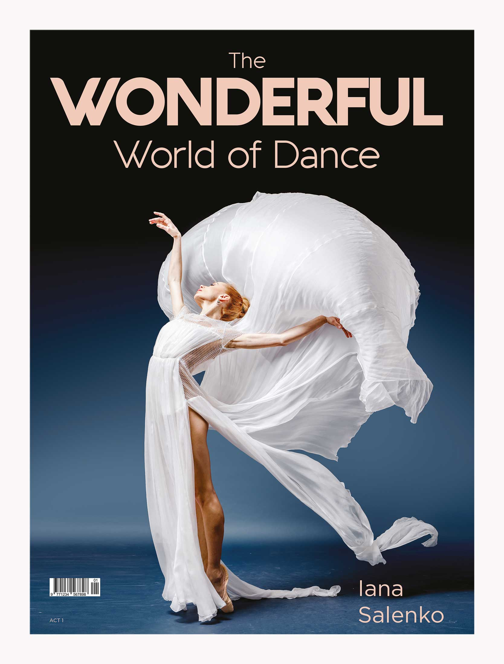 The Wonderful World of Dance Magazine Act 1