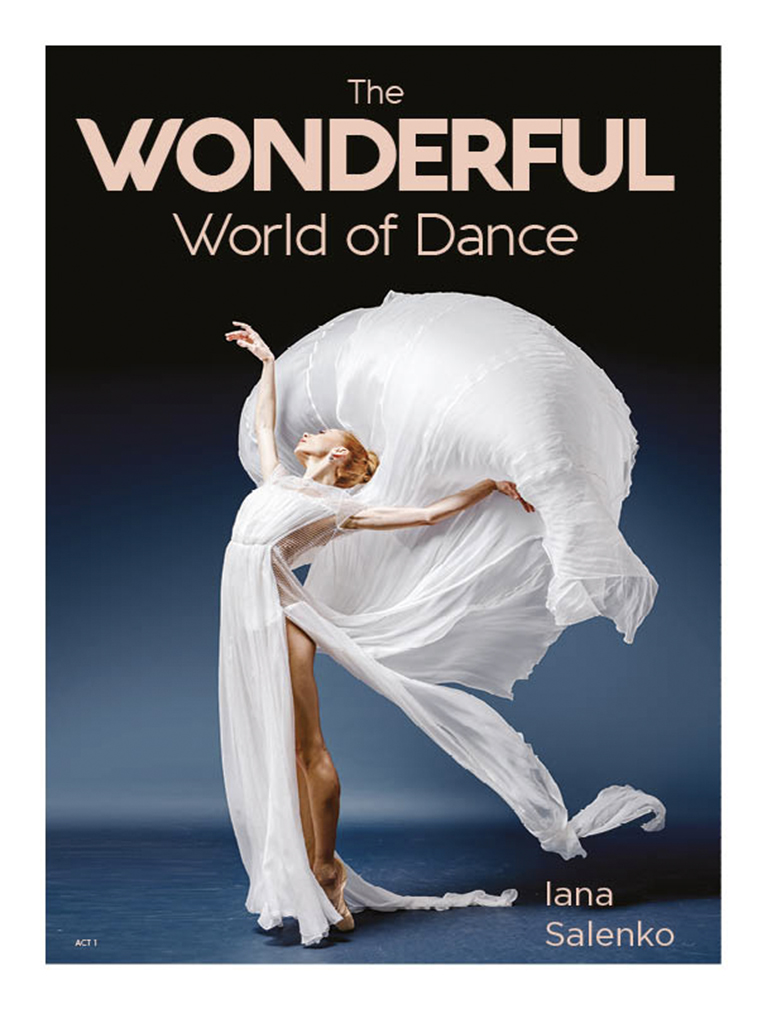 The Wonderful World of Dance Magazine