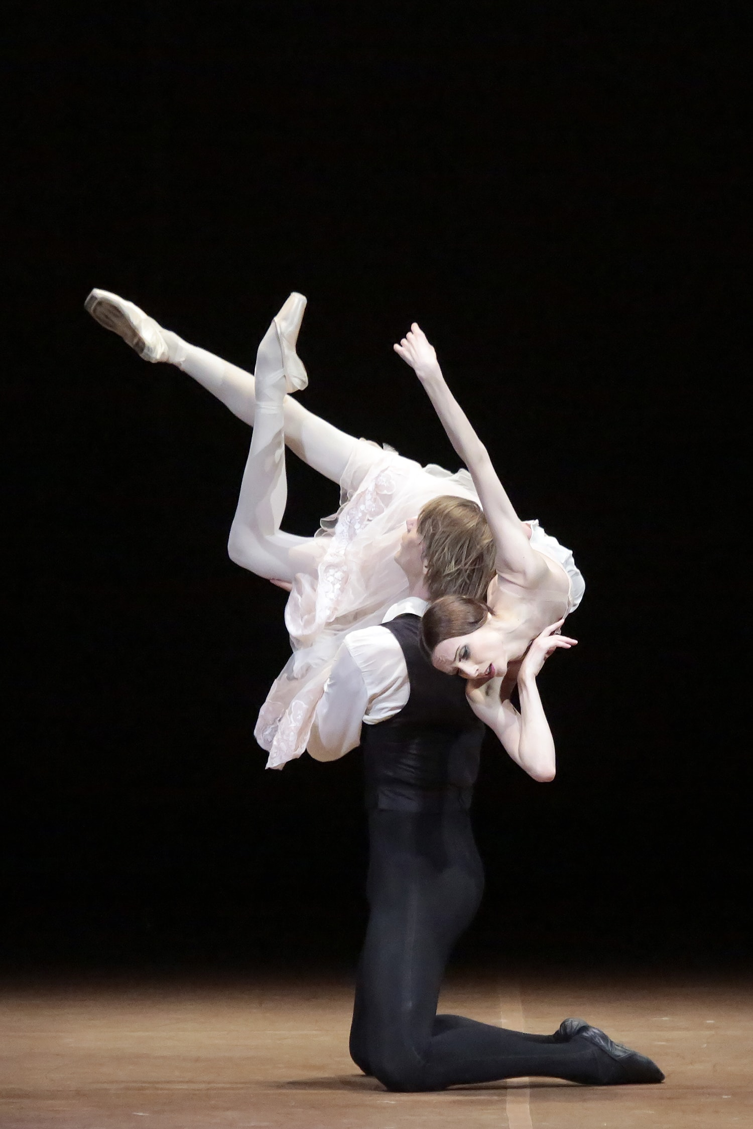 Bolshoi Theatre, Lady of Camellias: Svetlana Zakharova and Edvin Revazov