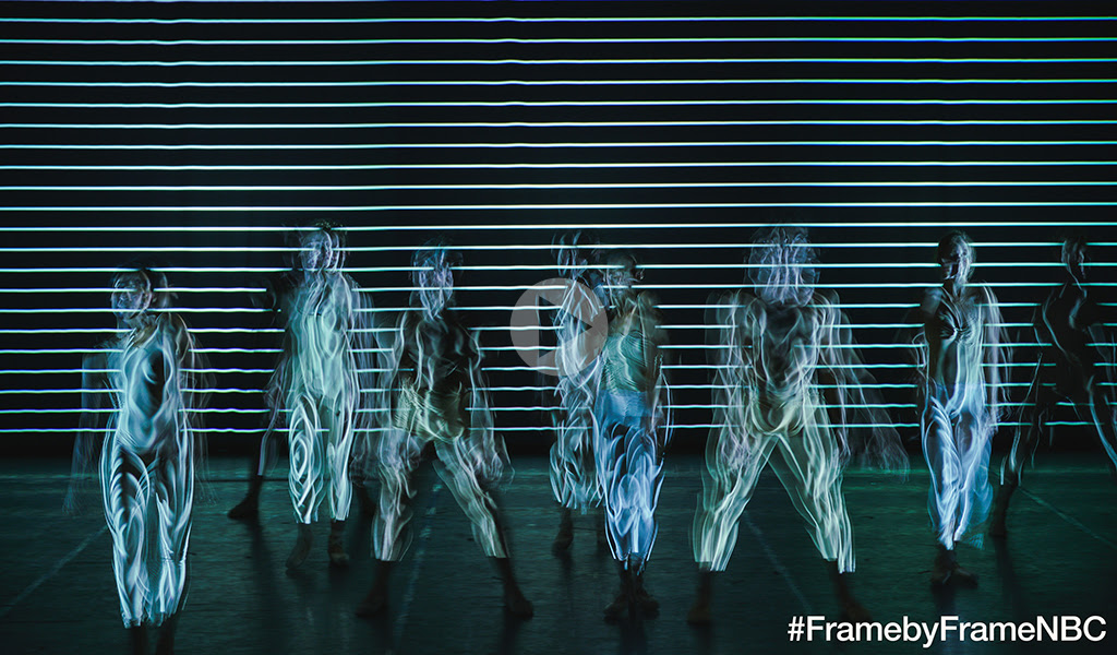 Artists of the Ballet in Frame by Frame. Photo by David Leclerc.