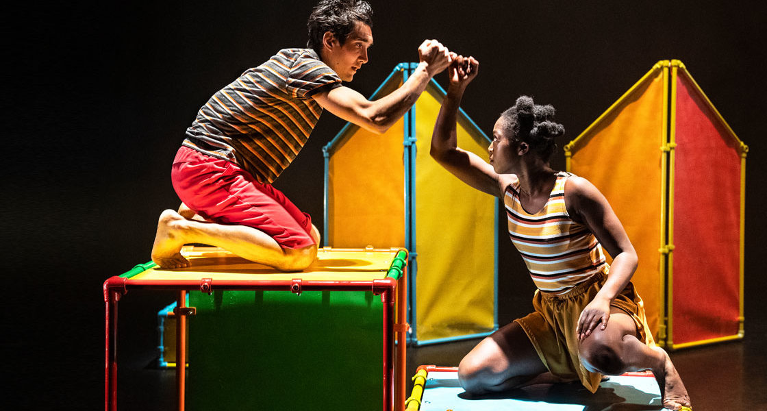 Uchenna Dance's Hansel and Gretel. Photo by Foteini Christofilopoulou