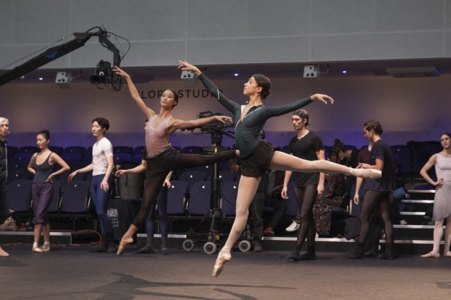 Join the sporting elite and Royal Ballet dancers live and behind the scenes on #WorldBalletDay 2019