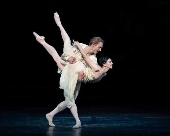 David Hallberg returns to The Royal Ballet as Principal Guest Artist for the 2019/20 Season